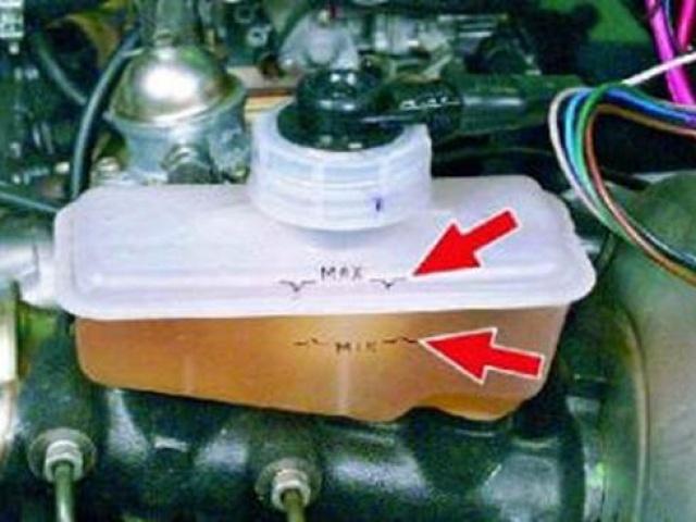Почему необходимо заменить тормозную жидкость?